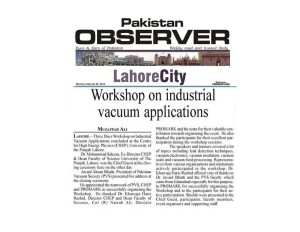 Media Room_3_PAKISTAN OBSERVER - FEBRUARY 03, 2014