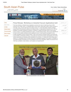 Media Room_6a__SOUTH ASIAN PULSE - FEBRUARY 10, 2014 (PAGE 1 of 2)